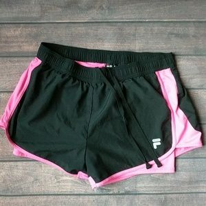 Fila | Athletic Shorts with Spandex